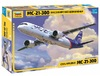 Zvezda - 1/144 - Civil Airliner MC-21-300 (Plastic Model Kit)