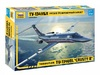 "Zvezda - 1/144 - Training Plane TU-134UBL ""Crusty-B"" (Plastic Model Kit)"