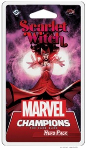 Marvel Champions: The Card Game - Scarlet Witch Hero Pack (Card Game) - Cover