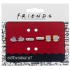 Friends - Studs / Frame. Coffee Cup Earring (Set of 3)