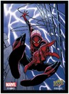 The Upper Deck Company - Card Sleeves - Matte Spider-Man (65 Sleeves)