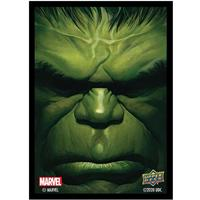The Upper Deck Company - Card Sleeves - Matte Hulk (65 Sleeves)