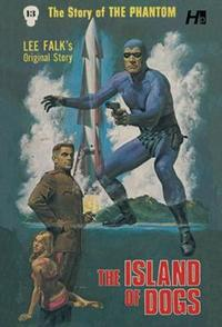The Phantom the Complete Avon Volume 13 the Island of Dogs - Lee Falk (Paperback) - Cover