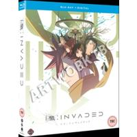 ID Invaded: The Complete Series (Blu-ray / with Digital Copy)