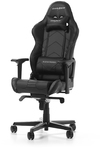 DXRacer - Racing Pro R131-N PU Leather Gaming Chair - Black
