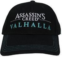 Assassin's Creed Valhalla - Logo - Peak Cap