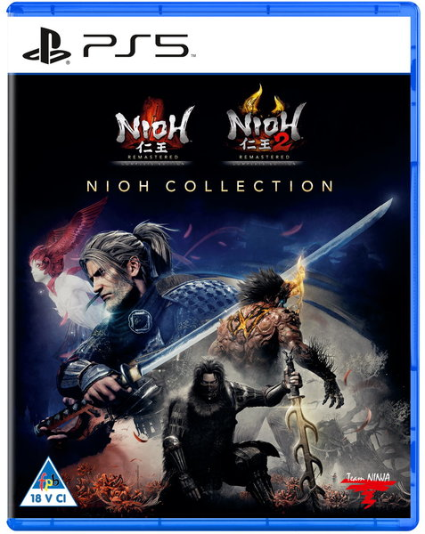 The Nioh Collection (PS5)