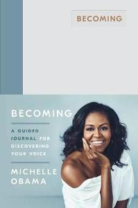 Becoming Journal - Michelle Obama (Hardback) - Cover