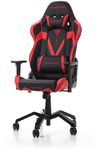 DXRacer - Valkyrie V03-NR PU Leather Gaming Chair - Black/Red
