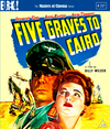 Five Graves to Cairo (Blu-ray)