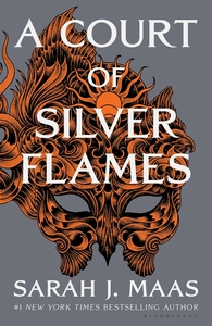 A Court Of Silver Flames - Sarah J. Maas (Paperback) - Cover