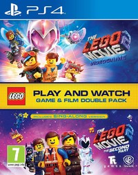 The LEGO Movie & The LEGO Movie 2 (Double Pack) (PS4) - Cover