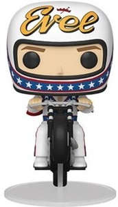 Funko Pop! Rides - Evel Knievel On Motorcycle - Cover