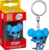 Funko Pop! Keychain - The Simpsons - Itchy