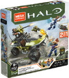 Mega Construx - Halo - Warthog Rally (314 Pieces)