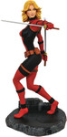 Diamond Select - NYCC 2020 Marvel Gallery Lady Deadpool Unmasked PVC Statue (Figure)