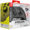 PDP - Nintendo Switch Deluxe Faceoff Wireless Controller - Black Camo (Nintendo Switch)