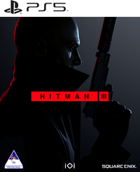 Hitman III (PS5) - Cover