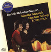 Martha Argerich,Stephen Kovacevich - Music For 2.Pianos By Mozart,Debussy & B