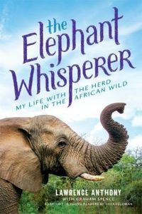 The Elephant Whisperer - Lawrence Anthony (Paperback) - Cover