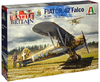 Italeri - 1/48 - Fiat CR.42 Falco (Plastic Model Set)