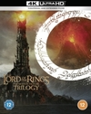 The Lord of the Rings Trilogy (4K Ultra HD + Blu-ray)