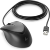 HP USB Premium Wired Mouse - Black