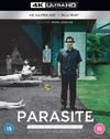 Parasite: Black and White Edition (4K Ultra HD + Blu-ray)