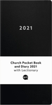Church Pocket Book and Diary 2021: Black (Hardcover)