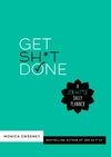 Get Sh*t Done: A Zen as F*ck Daily Planner - Monica Sweeney (Paperback)