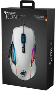 ROCCAT - KONE AIMO Gaming Mouse - White
