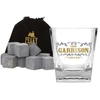 Peaky Blinders - Garrison Drinking Glass and Stones Set