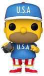 Funko Pop! Television - The Simpsons - USA Homer