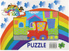 4kids - Wooden Puzzle Assorted (12 Piece)