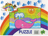 4kids - Wooden Puzzle Assorted (24 Piece)