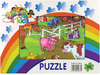 4kids - Wooden Puzzle Assorted (36 Piece)