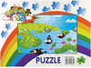 4kids - Wooden Puzzle Assorted (48 Piece)