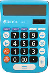Trefoil - 12 Digit Desktop Calculator 1636 (Blue)