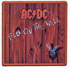 AC/DC - Fly On the Wall Printed Patch
