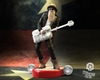 Billy F Gibbons - Rock Iconz Statue