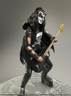 Kiss - Hotter Than Hell - The Demon Rock Iconz Statue