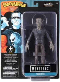 Universal Monsters - The Noble Collection - Frankenstein Monster BendyFigs Bendable Figurine