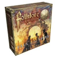 Folklore: The Affliction - Fall of the Spire Expansion (Board Game)