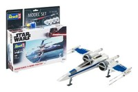 Revell - 1/50 - Star Wars - Resistance X-Wing Fighter (Plastic Model Set) - Cover