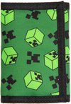 Minecraft - Creeper Sweeper Tri- Fold Wallet - Multicolour (Wallet)