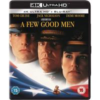A Few Good Men (4K Ultra HD + Blu-ray)