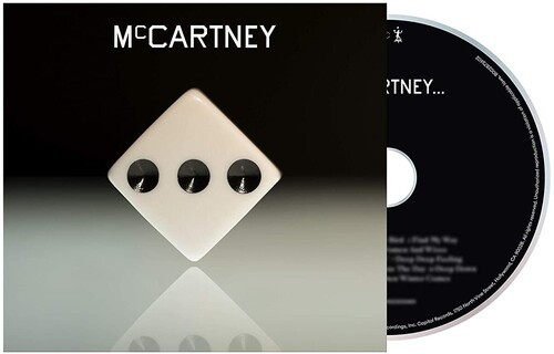 Paul McCartney - McCartney III (CD)