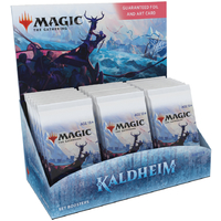 Magic: The Gathering - Kaldheim Single Set Booster (Trading Card Game)
