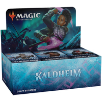 Magic: The Gathering - Kaldheim Single Draft Booster (Trading Card Game)