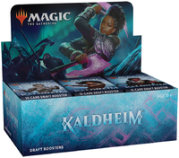 Magic: The Gathering - Kaldheim Single Draft Booster (Trading Card Game) - Cover